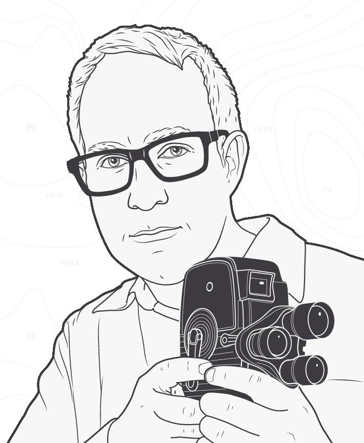 Max Hancock, Portrait image