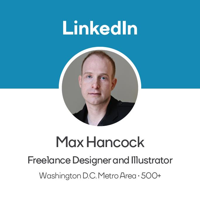 Max Hancock LinkedIn Logo