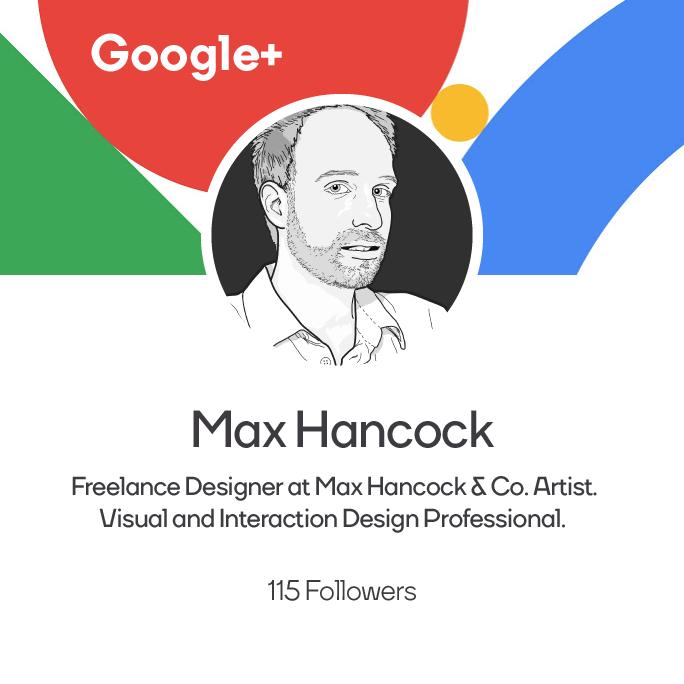 Max Hancock Google Logo
