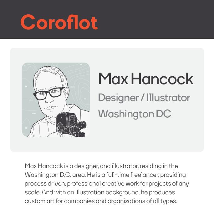 Max Hancock Coroflot Logo