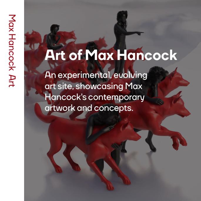 Max Hancock Art Logo