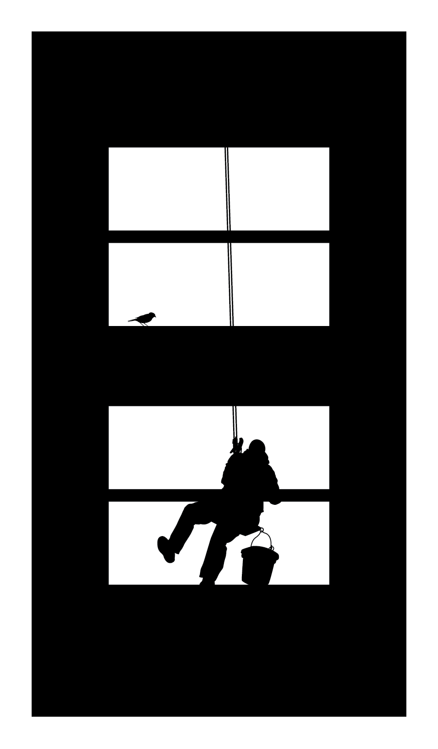 Fig. 10 - Window washer