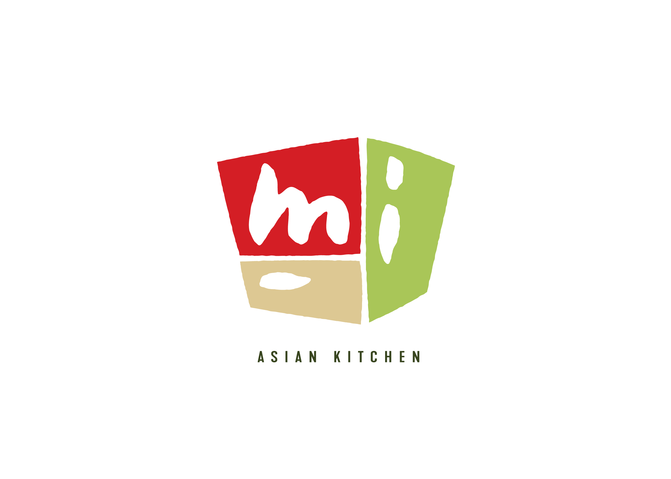 Mi Asian Kitchen Logo