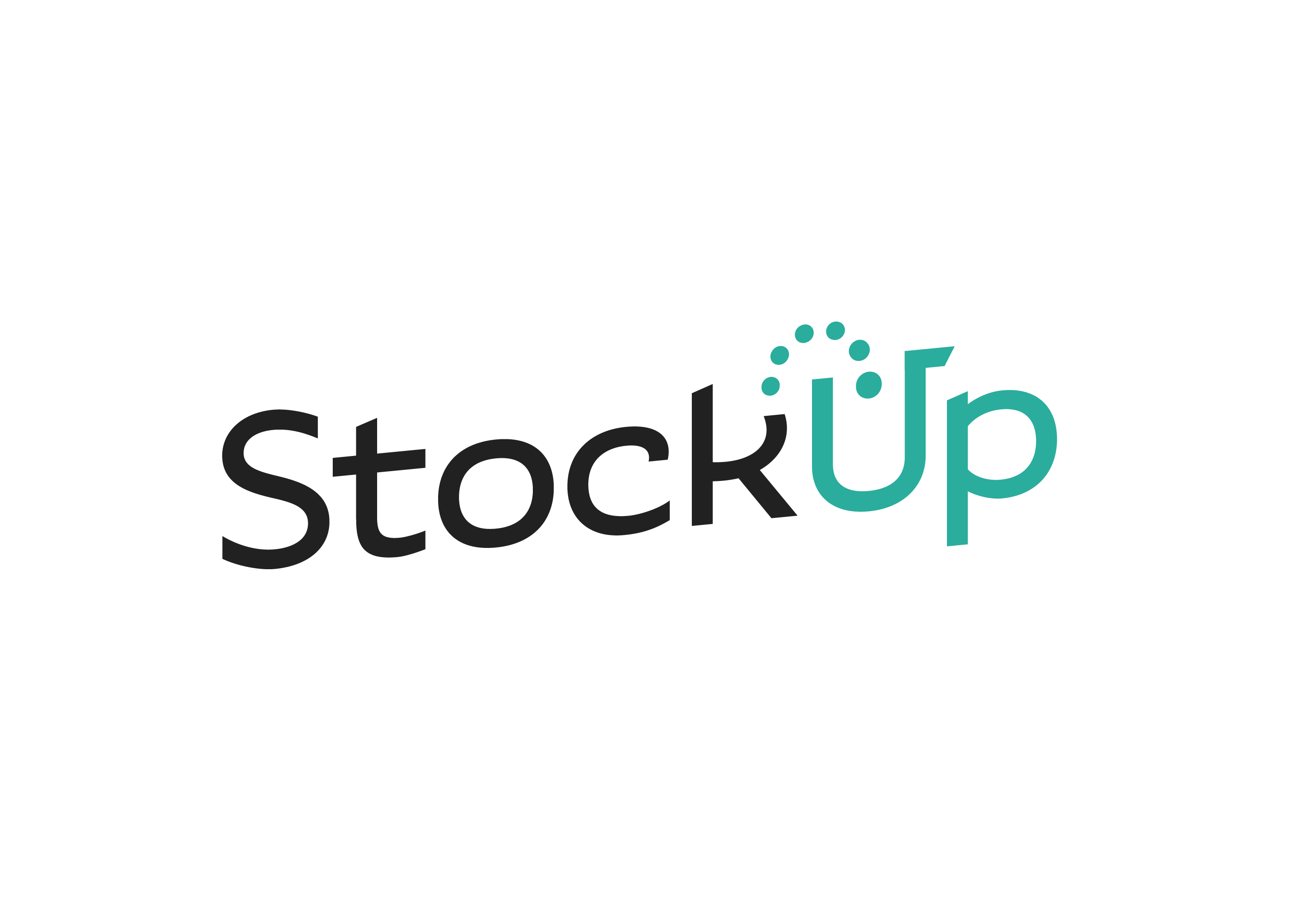 Stock Up Logo