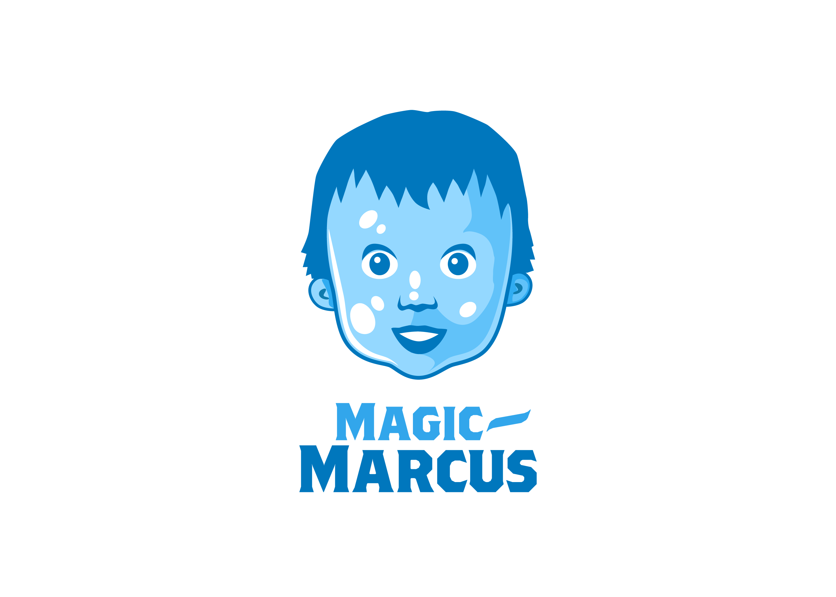Magic Marcus Logo