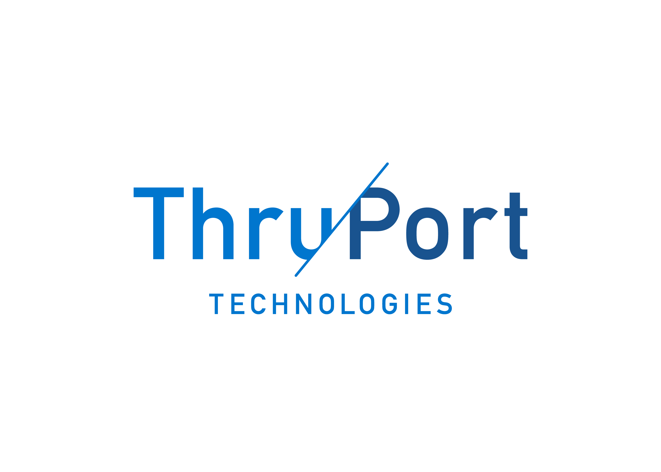 ThruPort Technologies Logo