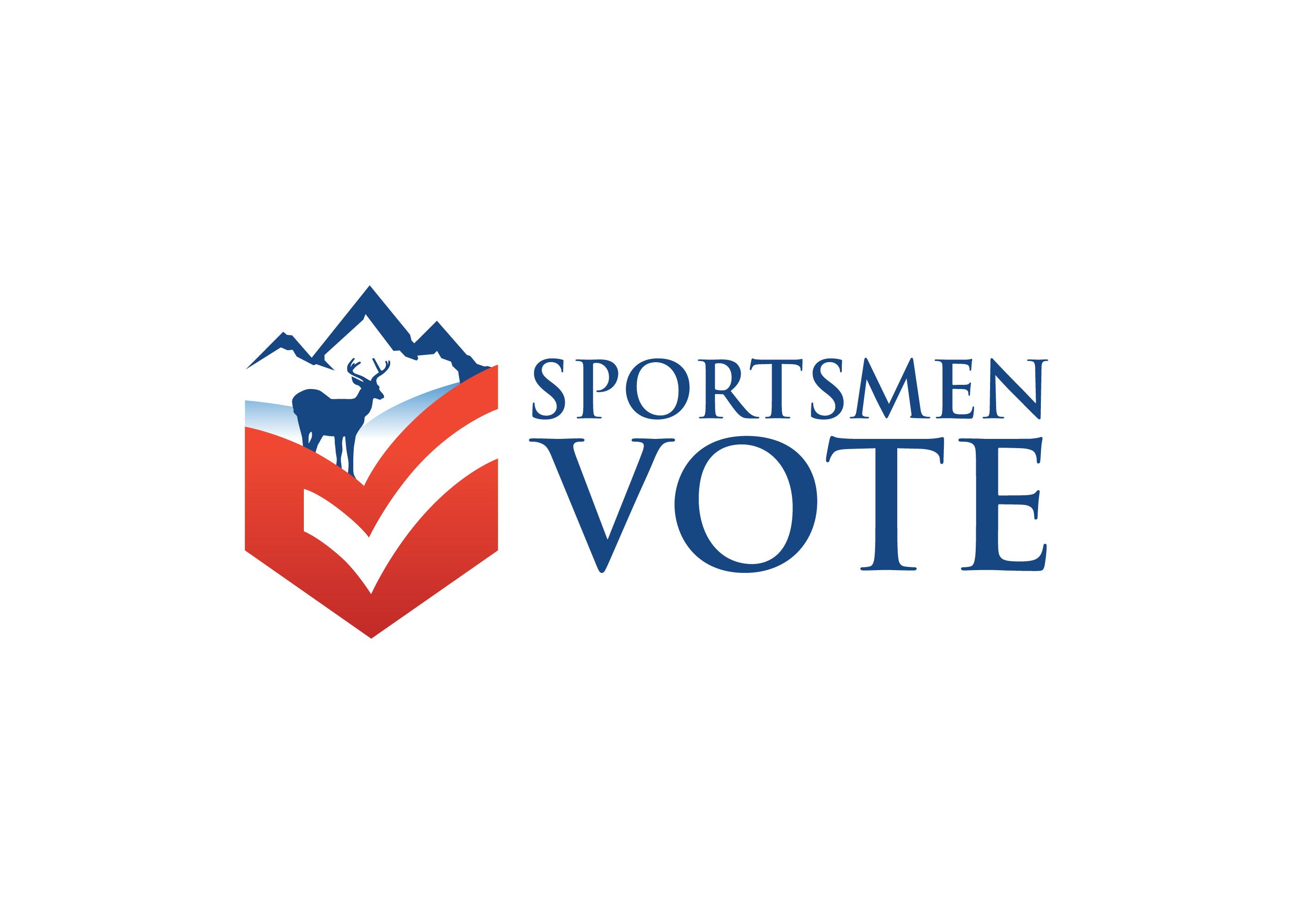 Sportsmen Vote Campaign Logo