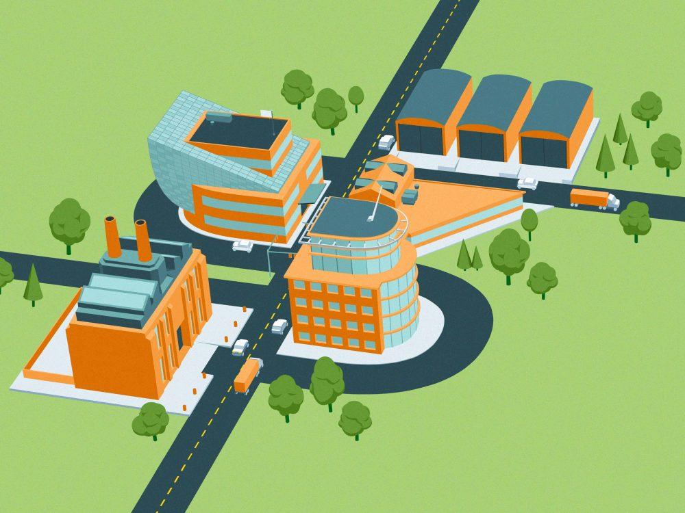 Capital Markets Animation