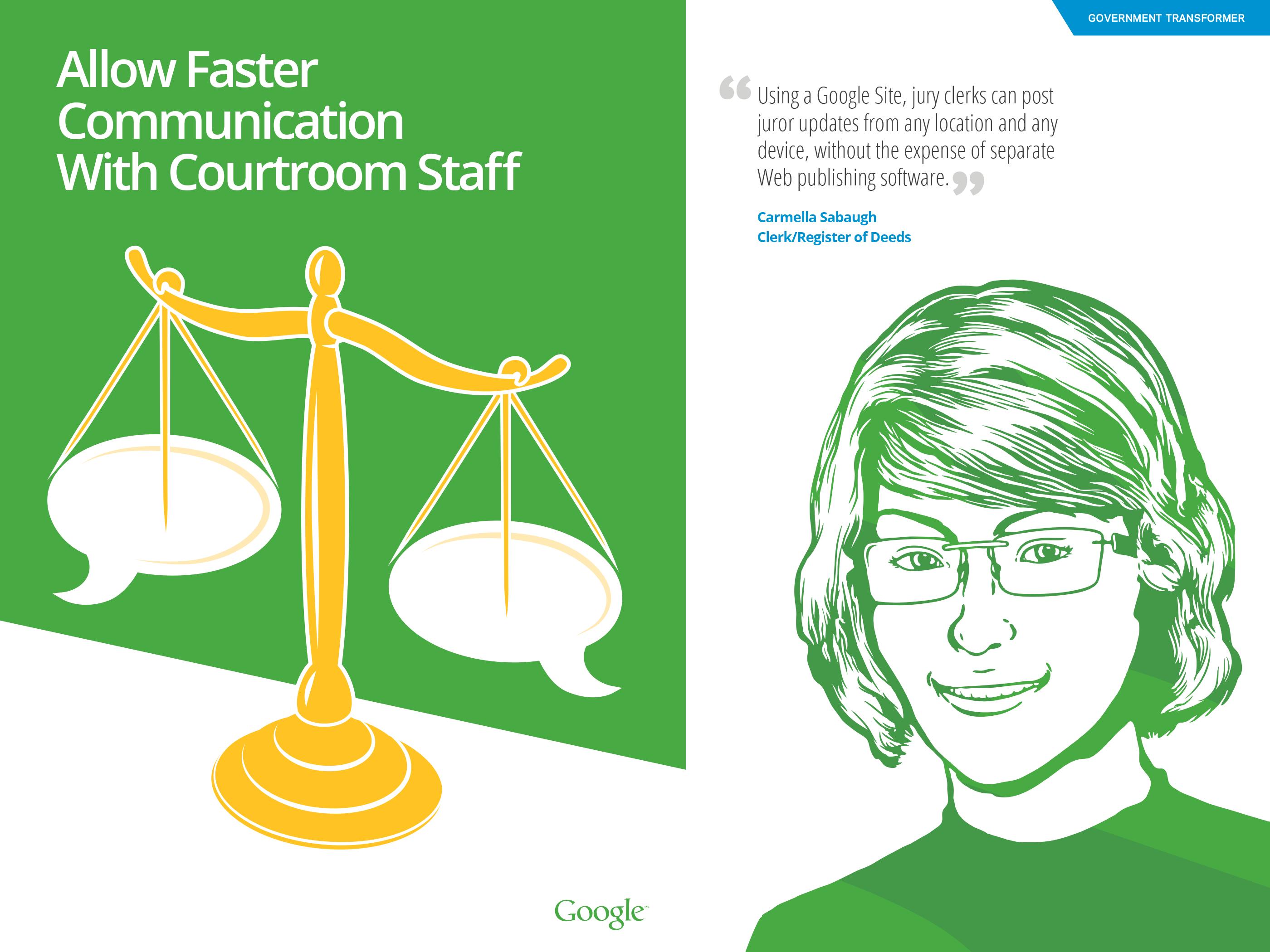 Google Case Study, Carmella